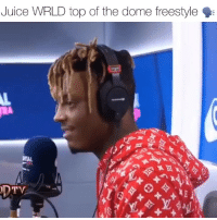 Friends, Juice, and Memes: Juice WRLD top of the dome freestyle  ATAL juicewrld back when he was with @timwestwoodtv ‼️ what you think of the freestyle ⁉️ Follow @bars for more ➡️ DM 5 FRIENDS