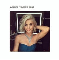 Goals, Goal, and Girl Memes: Julianne Hough is goals Thinking it could be different