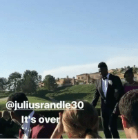 Nick Young, Sports, and Nick: @juliusrandle30  It's ove Nick Young providing commentary at Julius Randle's wedding. 😂😂😂 HeGone (via @swaggyp1, h-t @houseofhighlights)