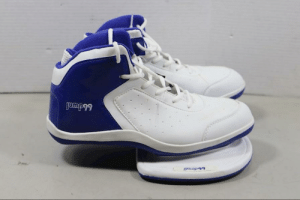 """Got, Thrift Store, and All: JUmp99 I found these at the thrift store. """"Jimmy couldn't jump at all before he got these. Jimmy was like you"""""""