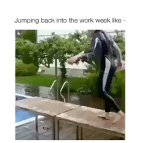 Is it Friday yet? 😭😩: Jumping back into the work week like Is it Friday yet? 😭😩