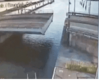 Wcgw, Bridge, and Jumping: Jumping the Moveable Bridge, WCGW?