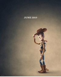 Coming,  See, and Disneypixar: JUNE 2019 #ToyStory4 is coming to theaters June 2019! Are y'all going to go see it? 👇🎥🙌  @DisneyPixar https://t.co/DTw31luLRL