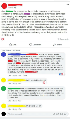 My husband cant see shut up and fuck me