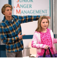 Memes, Control, and Anger Management: JUNIOR  ANGER  MANAGEMENT Is Piper finally heading to anger management? 😱😡 Find out if she can control the rage on Saturday's new HenryDanger!