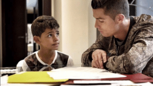 Junior: Daddy can you help me?  Ronaldo: What's the homework?   Junior: One has 6 shoes, the other has 5, who has more? https://t.co/kqRNHFPfUo: Junior: Daddy can you help me?  Ronaldo: What's the homework?   Junior: One has 6 shoes, the other has 5, who has more? https://t.co/kqRNHFPfUo