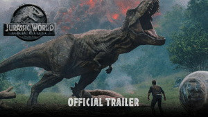 Jurassic World, Life, and Memes: JURASSIC WORD  OFFICIAL-TRAILER Watch the Jurassic World: Fallen Kingdom trailer now! Life finds a way June 22.