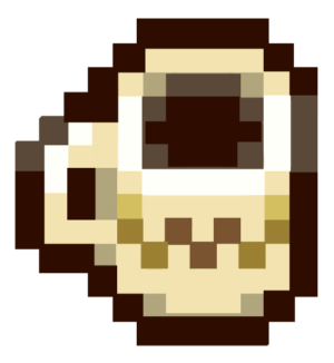 """Just a coffee cup, I made an """"HD"""" version for a profile pic, figured someone else might find it useful: Just a coffee cup, I made an """"HD"""" version for a profile pic, figured someone else might find it useful"""