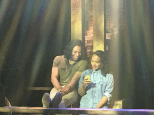 Just a picture of @ARamosofficial & @JasCephasJones from rehearsal in 2016, that's the tweet ❤️❤️❤️ https://t.co/vRruRwdb2s: Just a picture of @ARamosofficial & @JasCephasJones from rehearsal in 2016, that's the tweet ❤️❤️❤️ https://t.co/vRruRwdb2s