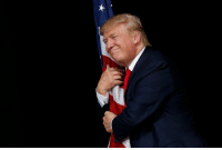 Trump, Old, and A Picture