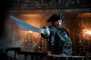 Pirate, Wizard, and Cast: Just a reminder that Ian McShane was cast on the show, in the same season that Euron was introduced, and yet was not cast as Euron. We were denied Al Swearengen, Pirate Wizard.