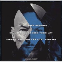 Love, Memes, and Mystique: JUST BECAUSE SOMEONE  STUMBLES  IN LOSES THEIR WAY  DOES NTT MEAN  HEY RE LOST FOREVER  THE SENTINEL DFLIBERTy This is the most amazing edit I've ever seen. I love it so much!👏🏾👏🏾 Amazing job by: @the.sentinel.of.liberty charlesxavier professorx patrickstewart jamesmcavoy xmen xmenapocalypse xmenfirstclass xmendaysoffuturepast xmenmovie xmenmovies marvel logan wolverine hughjackman jenniferlawrence mystique