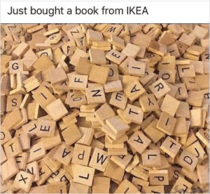 Ikea, Book, and Pictures: Just bought a book from IKEA  Nl Top 28 Funniest Pictures You Need to See Right Now - JustViral.Net