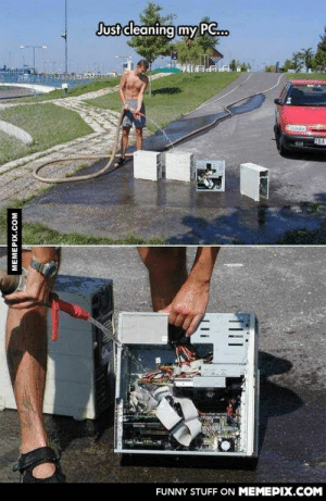 How to clean your pcomg-humor.tumblr.com: Just cleaning my PG.  BA  FUNNY STUFF ON MEMEPIX.COM  MEMEPIX.COM How to clean your pcomg-humor.tumblr.com
