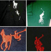 Memes, Polo, and 🤖: Just copped some exclusive polo apparel on Offer Up