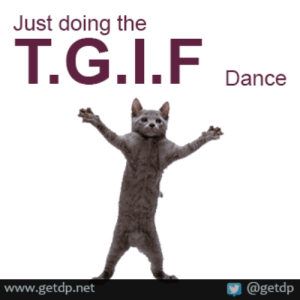 Best Funny Tgif GIFs | Find the top GIF on Gfycat: Just doing the  T.G.I.F  Dance  www.getdp.net  @getdp Best Funny Tgif GIFs | Find the top GIF on Gfycat