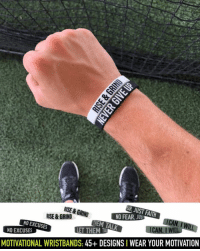 "@eliteathleticgear 🔥 Motivational Wristbands, Bracelets, Phone Cases, Socks, Dog Tags, Headbands, Arm Sleeves, Face Bandanas & more! 💪 — 👉 Use my code ""NBA"" to SAVE 15% TODAY ONLY!🏀 — FOLLOW @EliteAthleticGear ‼️ FOLLOW @EliteAthleticGear ‼️ — Shop: EliteAthleticGear.com 