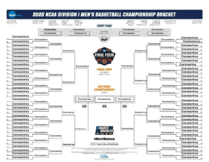 Just filled out my 2020 NCAA Tournament bracket https://t.co/8Mdv7TAycT: Just filled out my 2020 NCAA Tournament bracket https://t.co/8Mdv7TAycT