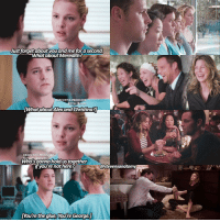 [9640] - yep george was the glue, they went from magic,to maic,to mac and now they're just ma.💔 - what's your favorite friendship [of them]? ITS CRISTINA GUYS: Just forget about asecond.  What about Meredith?  CUTIVE PRODUCER  BETSY BEERS  hatabout Alexand Christina?  EXECUTIVE PRODUCER  Who'saonna hold ustogether  if you're not here?  ostevensanatomy  Moure the glue. Your Georgej [9640] - yep george was the glue, they went from magic,to maic,to mac and now they're just ma.💔 - what's your favorite friendship [of them]? ITS CRISTINA GUYS