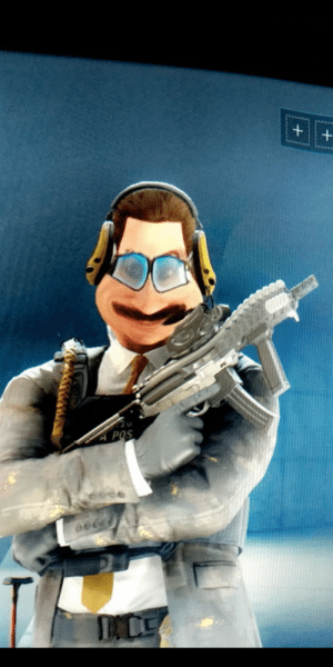 Just found out you can put Snapchat filters on ops, makes him look better if you ask me: Just found out you can put Snapchat filters on ops, makes him look better if you ask me
