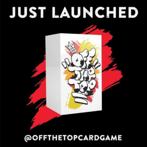 """Click, Party, and Worldstar: JUST LAUNCHED  DD  @OFFTHETOPCARDGAME #WorldstarHipHop and #Studio71 are happy to announce the launch of """"Off The Top""""! The loudest party game ever invented! Click the link to learn more now! 🌎⭐️ https://www.kickstarter.com/projects/studio71games/off-the-top?ref=co5x7e @OffTheTopCardGame @Worldstar @Studio71US #OffTheTop #WSHH"""
