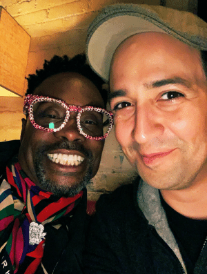 Memes, 🤖, and Broadway: Just like Broadway,  TV is better with Billy Porter in it. https://t.co/JN9slFvwnL