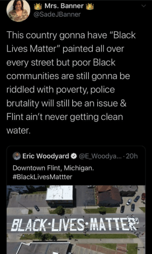 Just like there's a MLK st in every hood - where financial inequity is most prevalent. Make it make sense: Just like there's a MLK st in every hood - where financial inequity is most prevalent. Make it make sense