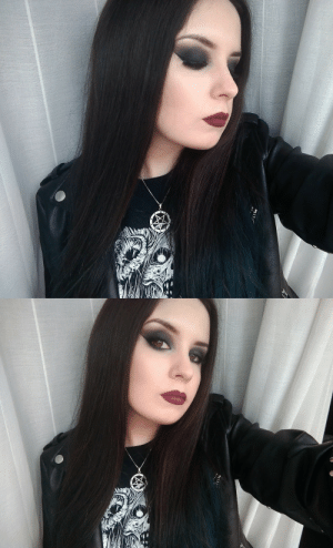 Heaven, Lol, and Selfie: just-one-more-bridge-to-cross:  I was tagged for a selfie by @murderous-absolution @sty-elz @slav-one-squatting-by @equalityisadirtybitch @theweirdgirlthatlikesmetal and a few more (I can't remember who, though lol sorry).  I tag @sludgebeard @muscle-in-plastic @shakespeare-was-a-metalhead @a-war-against-heaven @withfreyjaonourside @hobbitsmind @geekymetalhead @kawaiichurchburner @lunar-leviathans @nebraskan-metalhead @nemesis-poopina @princessfart @twerkhammett @valhallstruevalkyrie @behemoht