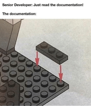 Just read the documentation: Just read the documentation