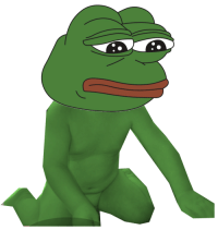 Just some naked pepe: Just some naked pepe