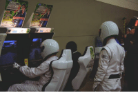 just some Stigs training on the Initial D arcade. Car memes: just some Stigs training on the Initial D arcade. Car memes