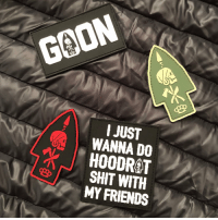 Friends, Memes, and Being Salty: JUST  WANNA DO  HOODROT  SHIT WITH  MY FRIENDS *Link in bio* OAF NATION unobtainium patches LIVE NOW. Don't get salty if you procrastinate copping one and they're gone when you finally do 🤷🏽♂️🤷🏽♂️🤷🏽♂️