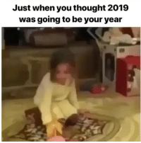 Funny, Hell, and Thought: Just when you thought 2019  was going to be your year See you in hell @instasteel