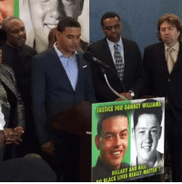 JUSTICE FOR DANNEY WILLIAMS  HILLARY AND BluR
