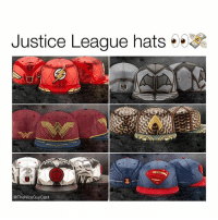 Which one(s) do y'all like? Cyborg & Flash are PRISTINE 😍😍 [Like•Follow•Play•@TheNiceGuyCast]: Justice League hats ee) Which one(s) do y'all like? Cyborg & Flash are PRISTINE 😍😍 [Like•Follow•Play•@TheNiceGuyCast]