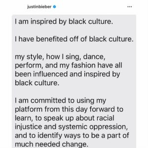 Justin Bieber had a few words to say 👀 @justinbieber https://t.co/EVRN9m4xjU: Justin Bieber had a few words to say 👀 @justinbieber https://t.co/EVRN9m4xjU