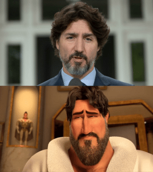 Justin Trudeau is looking more and more like a retired Metro Man: Justin Trudeau is looking more and more like a retired Metro Man