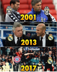 Soccer, Sports, and Juventus: JUVENTUS  2001  NST 2013  f R E A L  BAYE  NCA  MLN  UVENTUS  AIN  HAMPIONS  HA How time changed...
