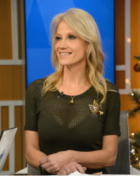 BreakingNews: President-elect DonaldTrump announces that KellyanneConway, his campaign manager, will serve as Counselor to the President to 'effectively message and execute the Administration's legislative priorities and actions.' (Photo Credit: Getty Images): k  月 BreakingNews: President-elect DonaldTrump announces that KellyanneConway, his campaign manager, will serve as Counselor to the President to 'effectively message and execute the Administration's legislative priorities and actions.' (Photo Credit: Getty Images)