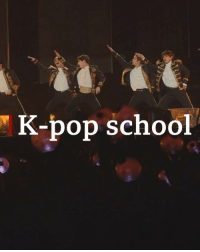 "Love, Memes, and New York: K-bop school K-pop is taking over the world but could the next huge star come from New York? This training centre is teaching American K-pop fans the skills they need to try and make it to the top like BTS. The students are under no illusions though: ""It's going to be really, really, really hard"" says Lala, who insists she's going to give everything to make her musical dreams come true. Love that passion! Tap the link in our bio to see more about how BTS became a phenomenon and the lengths their fans go to for the group. newyork hope dream btsarmy BBCNews @bts.bighitofficial"
