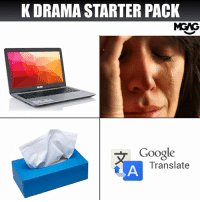 Someone finally did another version of MALAYSIAN STARTER PACKS! See all 10 in our website! Link in bio.: K DRAMA STARTER PACK  MGAG  Google  Translate Someone finally did another version of MALAYSIAN STARTER PACKS! See all 10 in our website! Link in bio.