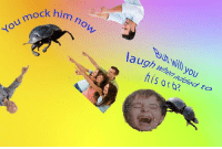 """<p>[<a href=""""https://www.reddit.com/r/surrealmemes/comments/81m2hl/the_beetle_do_not_mock_him/"""">Src</a>]</p>: k him now  You mock  augh when aoded to  hisorb? <p>[<a href=""""https://www.reddit.com/r/surrealmemes/comments/81m2hl/the_beetle_do_not_mock_him/"""">Src</a>]</p>"""