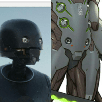 K2SO is the best Droid character in star wars.: K2SO is the best Droid character in star wars.