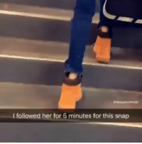 """Memes, Damn Daniel, and 🤖: Kadaquancomedy  l followed her for 5 minutes for this snap @Regrann from @daquancomedy - Is this the new damn daniel? """"I was walking in the rain with my timbs on"""" 😂😂➡️ Follow @Dagenius_Jay33 FOR MORE tag 3 friends to see this! dageniuscomedy jay funny reblog retweet follow follow followme followers follower nyc newyork queensnyc nycqueens nycbrooklyn followhim lmao comment comments commentbelow popular instagood iphonesia nyc instamood picoftheday bestoftheday"""