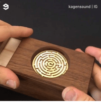 Dank, 🤖, and Puzzle: kagensound | IG Gotta keep my feelings in these puzzle boxes  By KagenSound