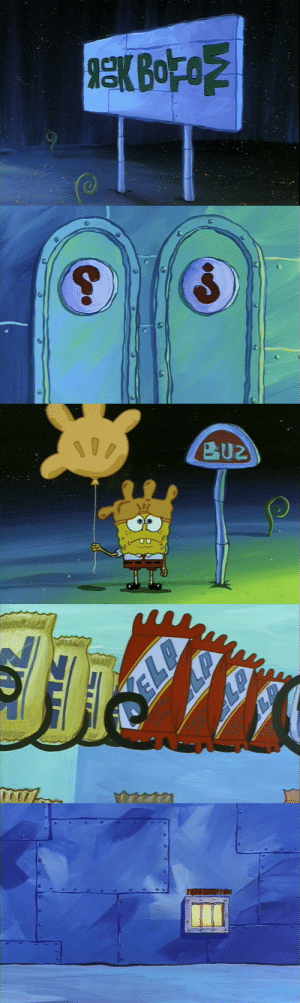 "America, Children, and School: kaijuno:  friendlytroll:  cutegirlonline:  spongebobaesthetic:  Spongebob Squarepants season 1 episode 17b: Rock Bottom ""This isn't your average everyday darkness. This is… advanced darkness.""   this episode literally scared the shit out of me as a child and to this day when people put raspberries in between their words it creates a sense of fear in me TO THIS DAY  Peak surreal horror genius. Something about the perpetually-missed bus adds so much dread…    I know why! I remember a section in my hs sociology class that talked about this.  Westerners have a tendency to adhere to a very strict schedule. We all do it. We get pissy when the bus or the subway is late. We get docked for punching in/out late. Westerners live their lives by timetables. Free time is frowned upon (something spawned from the colonial era and is why we have so many after school programs in America - idle hands, the devil, old white Christian men that had sticks up their asses blah blah). Children often feel guilty about missing school, even if they're sick. Dreams about being late to something are more prevalent among westerners. And so on.  This episode played on the fear of being late. Something as simple as missing the bus fills so many people with a dark dread in the pit of their stomach. The anxiety of being somewhere unfamiliar coupled with being late made for, quite frankly, one of the most upsetting and terrifying cartoon episodes of my childhood."