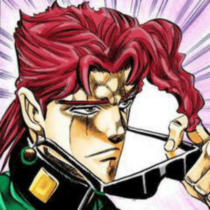 Day, Donut, and National Donut Day: Kakyoin when he hears it's national donut day