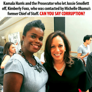 Click, Memes, and Diabetes: Kamala Harris and the Prosecutor who let Jussie Smollett  off, Kimberly Foxx, who was contacted by Michelle Obama's  former Chief of Staff. CAN YOU SAY CORRUPTION? Everywhere you turn, there's corruption in the Jussie Smollett case...  There Is PANIC In The Diabetes Industry! Big Pharma executives can't believe their eyes. SEE WHY CLICK HERE ►► http://u-read.org/no-diabetes