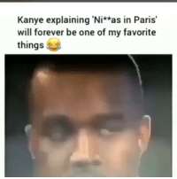 Always gets me 😂💀: Kanye explaining 'Ni*as in Paris'  will forever be one of my favorite  things Always gets me 😂💀