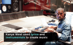 Kanye, Music, and Kanye West: Kanye West used lyrics and  instrumentals to create music  usic In  Ul If people talked about other fields like they do programming